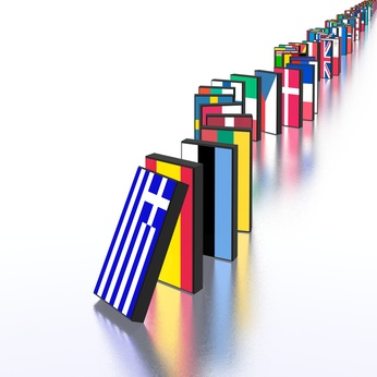 eupopean crisis domino effect