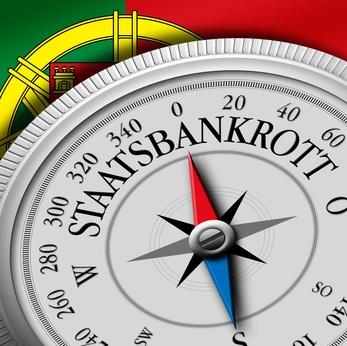 Kompass Staatsbankrott Portugal