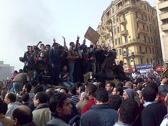 330px-Demonstrators_on_Army_Truck_in_Tahrir_Square,_Cairo