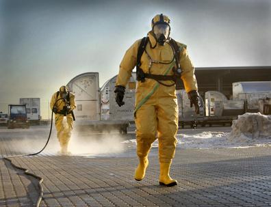 chemicals accident
