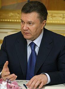 Janukowytsch Contra NATO der EU nicht abgeneigt