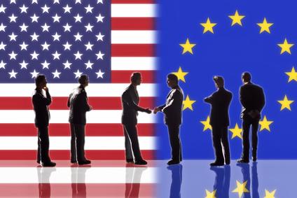 Beziehungen zwischen den USA und der EU
